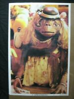 E.T. EXTRATERRESTRIAL MOVIE CHARACTER VINTAGE POSTER GARAGE 1982 CNG1584