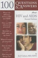 100 Questions  &  Answers About HIV And AIDS-ExLibrary