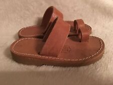 Toddler Girls Infant Leather Shoes Sandals Size 2 Medium New