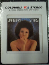8 TRACK Tape  JANIS IAN  Stars  Brand New  Factory Sealed  RARE