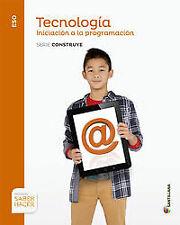 (15).TECNOLOGIA VIII: INICIACION PROGRAMACION.(CONSTRUYE)
