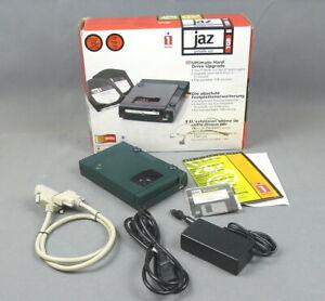 Iomega Jaz Laufwerk portable SCSI V1000S