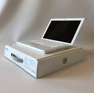 Apple MacBook 13 Zoll Anfang 2008 A1181 - Sammlerzustand!!!