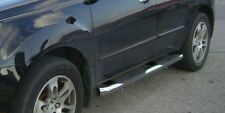 """2007-2013 Acura MDX Stainless Steel 3"""" Round Side Bars*S"""