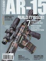 Guns & Ammo   AR - 15   The Build it Issue  2020