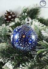 OGGETTI IN VETRO DI MURANO - PALLA DI NATALE - CHRISTMAS BALL IN MURANO GLASS.
