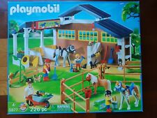 Playmobil 5877 Horse stable set New sealed