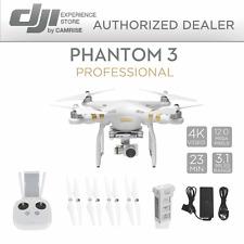 DJI Phantom 3 Professional Quadcopter Drone with 4K Camera