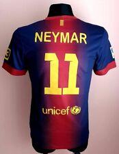 BARCELONA FC 2012 2013 HOME SPAIN NIKE FOOTBALL CAMISETA NEYMAR JR 478323-410