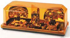 Wolo Priority 1 Mini Bar Light Halogen Permanent Mount Amber 3500P-A