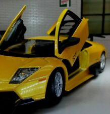 G 1:24 Escala Lamborghini Murcielago LP 670-4 SV 2009 Bburago