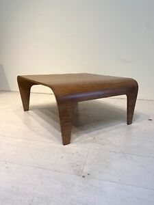 RARE Mid-Century Low Side table by Marcel Breuer for Isokon Design