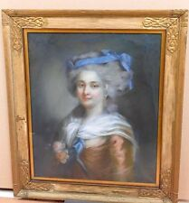 Madame Clodion by Adélaïde Labille-Guiard, France 1783