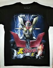Mazinger Z T-Shirt Anime Manga Tranzor Great Super Robot Ufo Grendizer Mecha