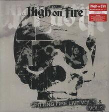 High on Fire - Vol. 1-2-Spitting Fire Live [New Vinyl LP]