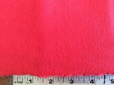 RED COTTON KNIT-60 INCH WIDE- BY THE YARD