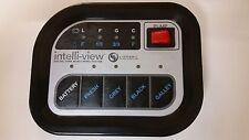LCI RV Intelli-view Micro Monitor Display Panel Battery Tank Levels Water Pump