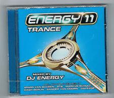 ENERGY 11 TRANCE - DJ ENERGY - CD 18 TRACKS - 2011 - NEUF NEW NEU