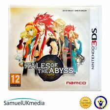 Tales Of The Abyss (Nintendo 3DS) **GREAT CONDITION**