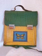 antiker schöner Schulranzen Leder  aus der DDR