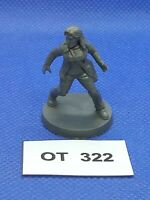 RPG/Rol/Modern, Apocalypse - Figura de Walking Dead - OT322
