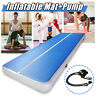 20FT Airtrack Inflatable Air Track Floor Home Gymnastics Tumbling Mat GYM +