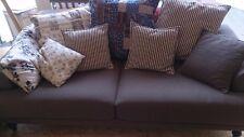 3 Teilige Sofagarnitur, Mustering, Sofa, schlafsofa, vintage,