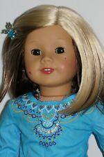American Girl JLY #4 Asian doll Beautifully Custom repaint wig