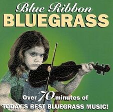 Various Artists - Blue Ribbon Bluegrass / Various [New CD]