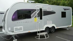 Brand NEW 2022 Buccaneer Barracuda - L Shape Rear Island Fixed Bed *DUE IN*