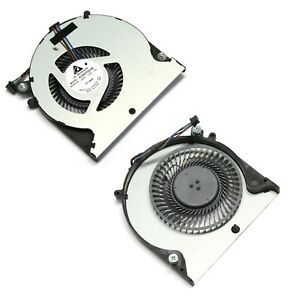 FAN Ventilateur pour HP  ZBook 15u g2 796898-001 4 PINS