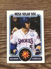 NICO HOERNER 2019 Mesa SOLAR SOX Arizona Fall League Baseball CUBS