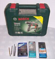 Bosch Schlagbohrmaschine PSB 500 RE electronic Koffer Holz Stein Metallbohrer