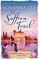 Ley, Rosanna, The Saffron Trail, UsedVeryGood, Paperback