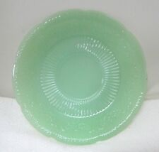 FIRE KING JADE-ITE Alice Fireking Jadeite Anchor Hocking Saucer No Cup