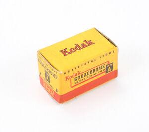 KODAK 828 KODACHROME TYPE A, EXPIRED OCT 1954, SOLD FOR DISPLAY/cks/196590