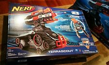 NERF N-Strike Elite Terrascout R/C Remote Control Blaster NEW Box with Shelfwear