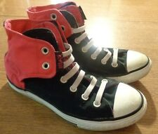 Converse All Star Chuck Taylor Womens SIZE 5 Pink & Black Nice