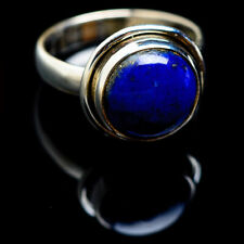 Lapis Lazuli 925 Sterling Silver Ring Size 5 Ana Co Jewelry R1982F