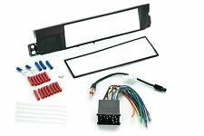 2002-2005 BMW Dash Kit for Radio Stereo Install Aftermarket Package