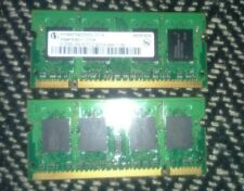 1gb HYS64T64020HDL-3.7-A (2 x 512MB DDR2 PC2-4200S 533MHz) Memory modules