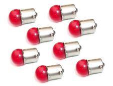 Vespa PX LML Indicator Blinker Bulbs 12 Volt 10W Red Colour 8 Units ECs