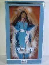 NIB BARBIE DOLL 2002 SPIRIT OF THE WATER NATIVE SPIRIT