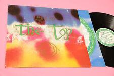 CURE LP THE TOP ORIG ITALIE 1984 ANCIENNE AVEC INNER TESTI