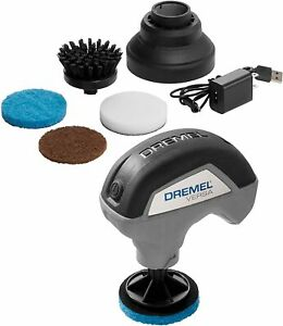 Dremel Versa 4-Volt Cordless Lithium-Ion Power Scrubber Cleaning Tool