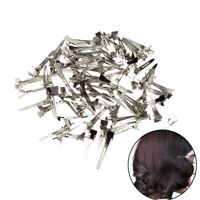 Alligator Sprung Hair Clips  Hairdressing Hair  Metal Hair Sectioning Clips 24
