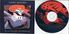 GARY MOORE - Out In The Fields - The Very Best Of, CD COMPILATION 1998