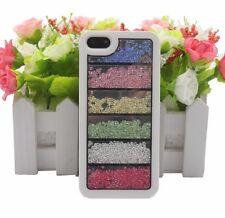 Strass Case Handy Schutzhülle Schale für iPhone 4/4S BLING BLING CASE WeiSS