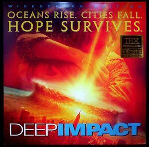 EBOND Deep Impact (1998) Laser Disc NTSC LD001044