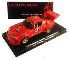 SLOOTWINGS PORSCHE 935 1000 KM. NURBURGRING 1977 - SCALEXTRIC-NEW!